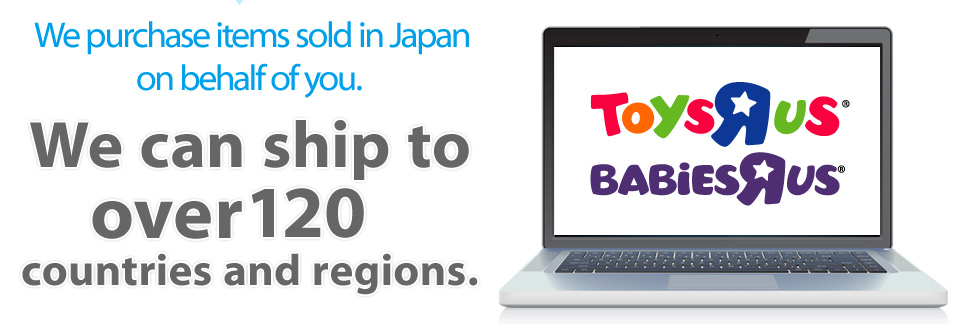 You Can Buy Products Sold On Toysrus From Overseas Purchase