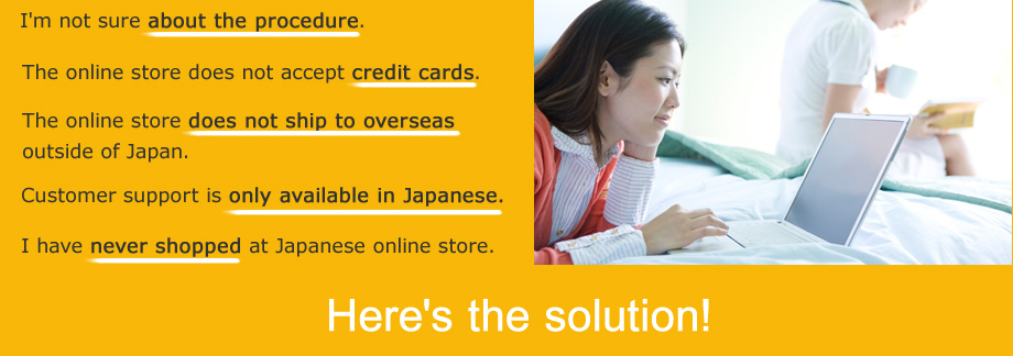 I'm not sure about the procedure.The online store does not accept credit cards.
