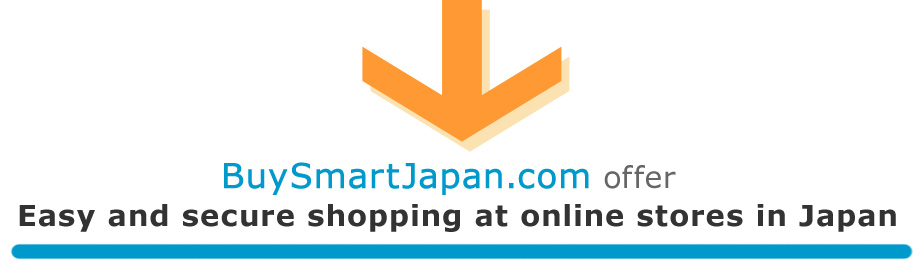 What BuySmartJapan.com can offer, Easy and secure shopping at online stores in Japan